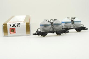 Arnold 70015 Staubwagen Set der DB in Originalverpackung