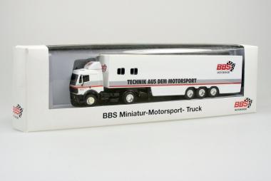 AWM MB Sattelzug BSS MOTORSPORT H0 / 1:87 in Originalverpackung