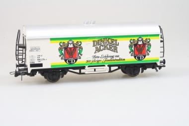 Baur 104 Bierwagen Dinkelacker in H0 gepflegter Zustand