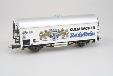 Baur 105 Bierwagen Kulmbacher Reichelbräu in H0 gepflegter Zustand Gleichstrom