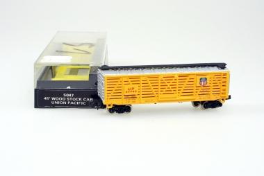 Bachmann 5047 41' Wood Stock Car der UP Spur N in Originalverpackung