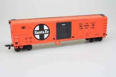 Bachmann 70900 51' steel reefer der Santa Fe in H0 in Originalverpackung