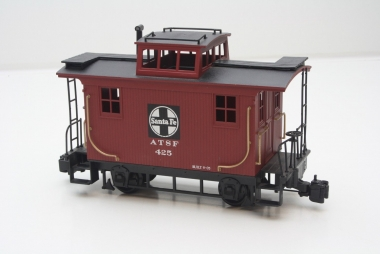 Bachmann Caboose Holiday Express Spur G