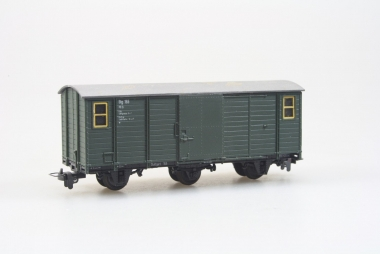 Bemo 3005 Gepäckwagen in H0e in Originalverpackung