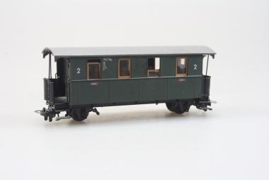 Bemo 3007 Personenwagen 2. Kl. der DB in H0e in Originalverpackung