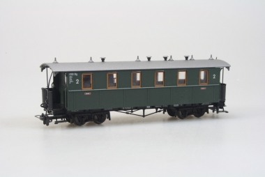 Bemo 3008 Personenwagen 2. Kl. der DB in H0e in Originalverpackung