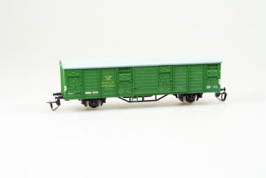 Berliner TT Bahnen 4155 gedeckter Güterwagen der Bahnpost in Originalverpackung