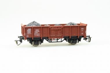 Berliner TT Bahnen 4245 offener Güterwagen mit Kohleladung in Originalverpackung