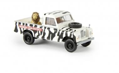Brekina 13772 Land Rover 109 Wameru Sub-District Maßstab 1:87 NEUWARE