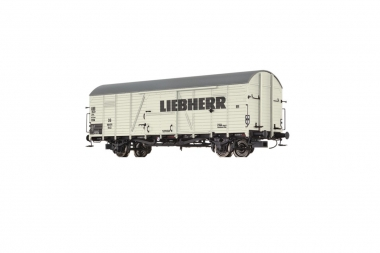 Brawa 48737 Freight car Glr 22 Liebherr DB H0 3rail boxed