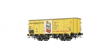 Brawa 49763 Freight car G10 Glänzer DB H0 3rail boxed