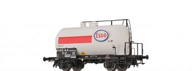 Brawa 50005 Kesselwagen Z Esso der DB in H0 AC Achsen Fabrikneu