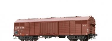 Brawa 50404 gedeckter Güterwagen GGh der DR in H0 AC Achsen Fabrikneu