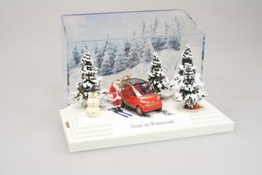 Busch 48999 Smart im Winterwald in H0 / 1:87 in Originalverpackung