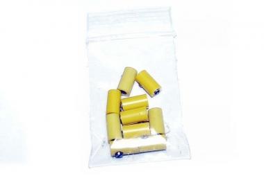 Märklin/Brawa 10x Muffen gelb guter Zustand