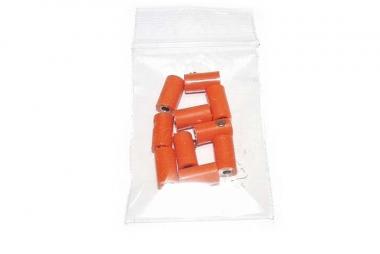 Märklin/Brawa 10x Muffen orange guter Zustand