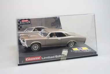 Carrera Evolution 25482 Pontiac GTO 1966 Limited Edition