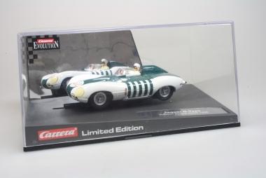 Carrera Evolution 25486 Jaguar D-Type Limited Edition