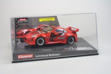 Carrera Evolution 27173 Nissan 350Z Manga Limited Edition