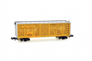 Con-Cor 1101B 40' Steel Cat. Car der Union Pacific Spur N in Originalverpackung