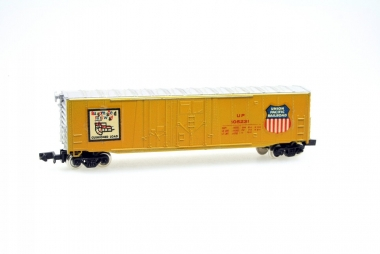 Con-Cor 1681J 50' Grain Car der Union Pacific Spur N in Originalverpackung