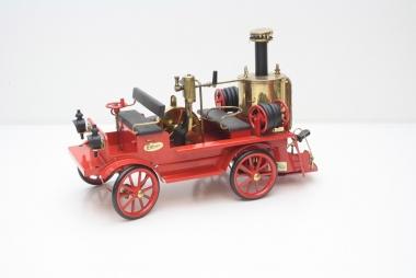 Wilesco D 305 Feuerwehr Dampfspritze Dampfmaschine