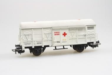 Electrotren 1311 Güterwagen Servicios Sanitarios in H0 in Originalverpackung