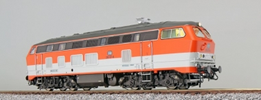 ESU 31014 Diesellok BR 218 137 Citybahn DB orange/weiß Ep. VI Sound+Rauch DC/AC