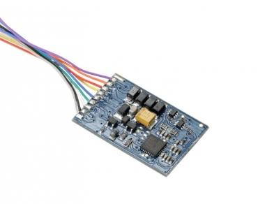 ESU 53611 LokPilot Standard DCC Decoder, 8-pol Stecker NEM 652 H0,TT,N Fabrikneu