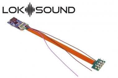 "ESU 58810 Loksound 5 micro DCC/MM/SX/M4 ""Leerdecoder"", 8-pin NEM652 Fabrikneu"
