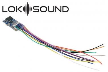 "ESU 58813 Loksound 5 micro DCC/MM/SX/M4 ""Leerdecoder"" offene Kabel Fabrikneu"