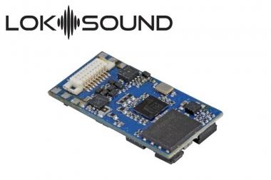 "ESU 58818 Loksound 5 micro DCC/MM/SX/M4 ""Leerdecoder"", Next18 Fabrikneu"