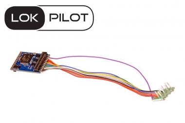 ESU 59610 Lokpilot V5.0 Multiprotokoll mit Stecker 8-pin NEM 652 MFX Fabrikneu