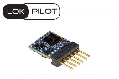 ESU 59827 LokPilot 5 micro, DCC Decoder, 6-pin Direkt für N und TT Fabrikneu