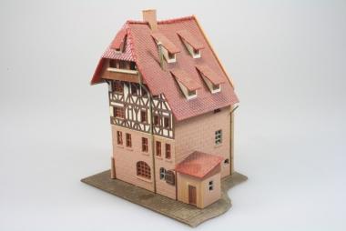 Faller 932 Dürerhaus in H0 mit Beleuchtung sehr schön gebaut