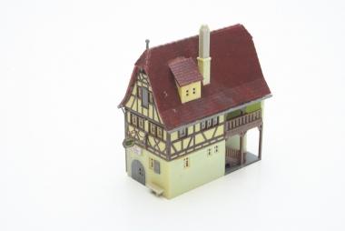 Faller 933 Weinhaus Nusch in H0 -sehr schön gebaut-