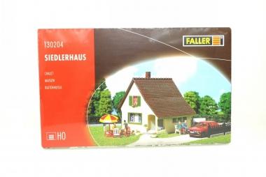 Faller 130204 Siedlerhaus in H0 NEUWARE