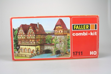 Faller 1711 Combi-Kit Fischermuseum in H0 Bausatz Fabrikneu