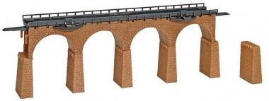 Faller 222585 2 Viaduktbrücken gerade in N Fabrikneu