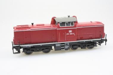 Fleischmann 4230 Diesellok Br. 212 380-0 der DB in H0 in Originalverpackung