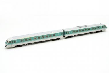 Fleischmann 4415 Dieseltriebzug Br. 610 Pendolino der DB