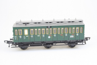 Fleischmann 5092 Abteilwagen der DRG in H0 Top Zustand in Originalverpackung