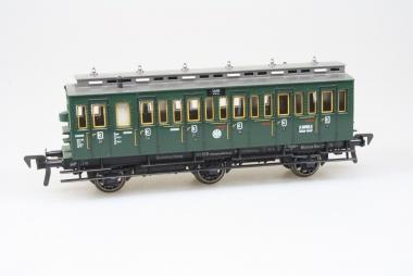 Fleischmann 5092 Abteilwagen C3 der DRG in H0 Top Zustand in Originalverpackung