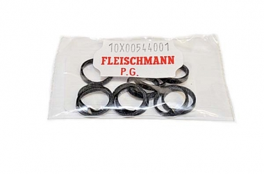 Fleischmann 544001 10x Haftreifen H0 NEUWARE