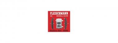 Fleischmann 6095 Electro-Set Modellgleis Schalter & Weichenantriebe Fabrikneu