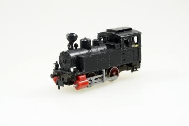 Fleischmann 7000 Dampflok Maffei Lok 7 Spur N