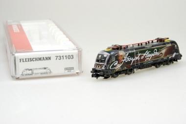Fleischmann 731103 E-Lok Br. Rh 1047.5 der GySEV digital in Originalverpackung