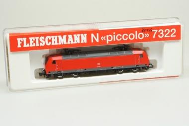 Fleischmann 7322 E-Lok Br 145 der DB in Originalverpackung