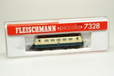 Fleischmann 7328 E-Lok Br. 141 der DB in Originalverpackung
