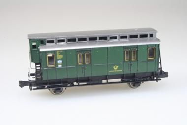 Fleischmann 8050 Bahnpostwagen der DBP in N in Originalverpackung